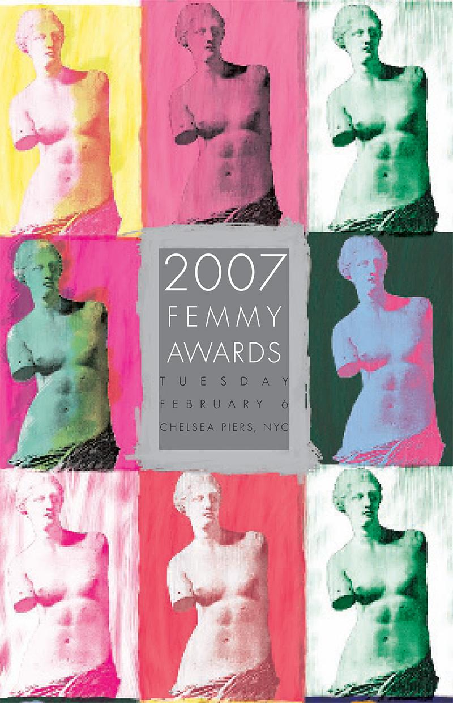 Femmy 2007 journal cover