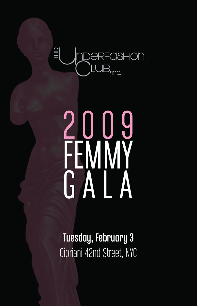 Femmy 2009 journal cover