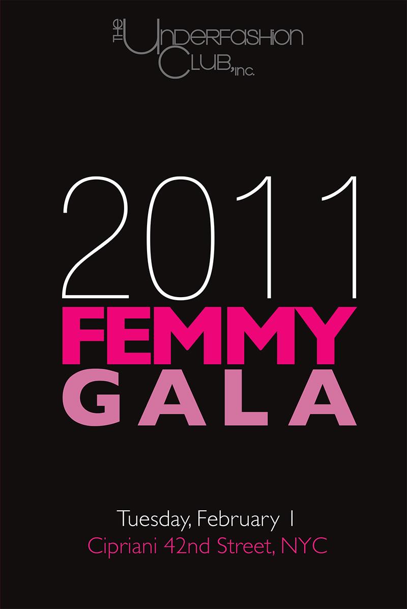 Femmy 2011 journal cover