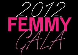 Femmy 2012 journal cover