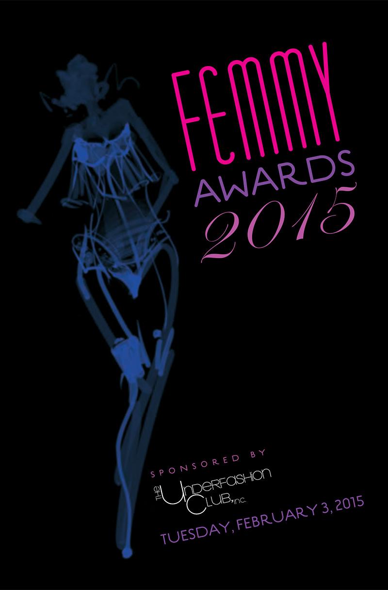 Femmy 2015 journal cover