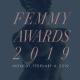 Femmy 2019 journal cover